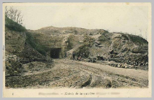 Cartes Postales Anciennes De Carrieres Le Patrimoine
